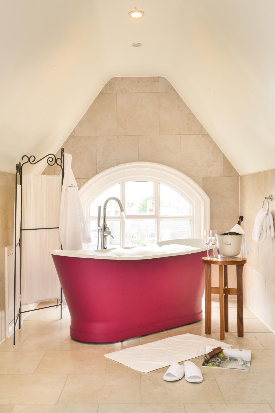 Penthouse Suite - Bath