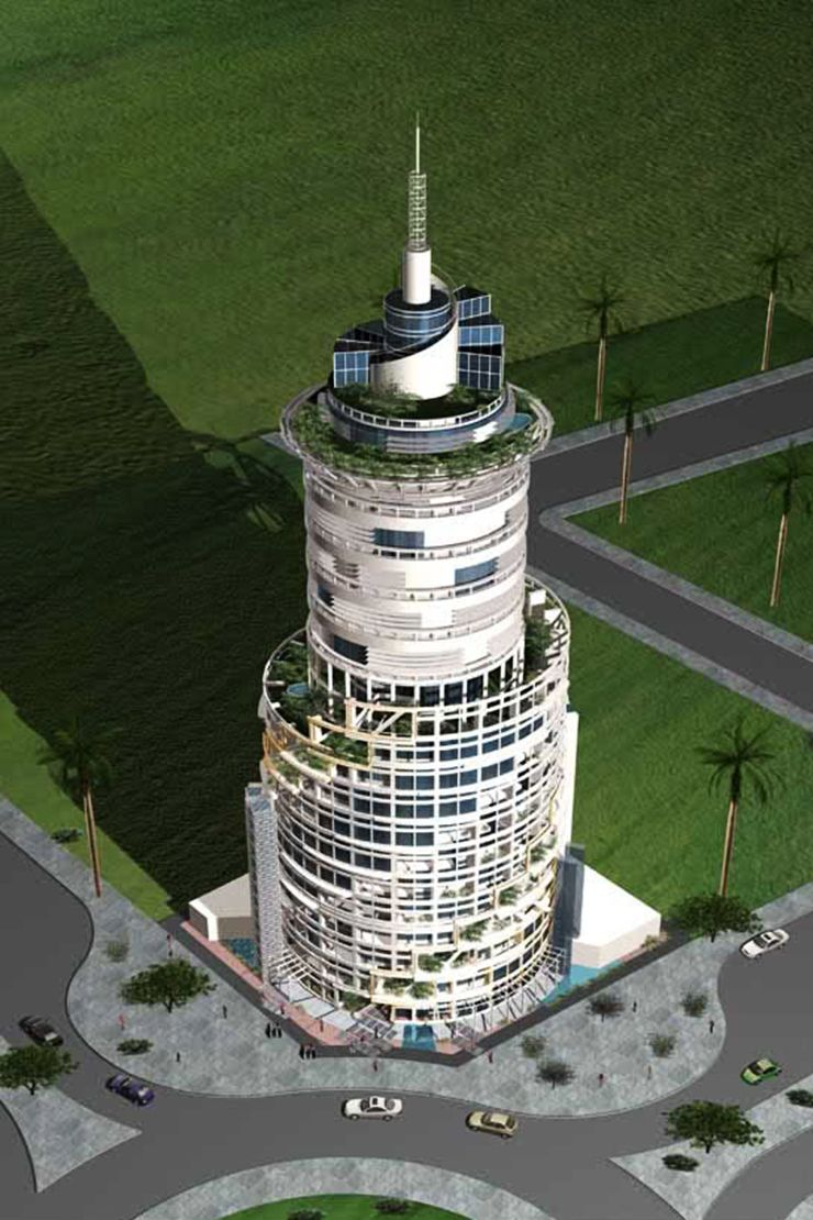 The Rotating Residence, one of the cancelled Dubai property projects.jpg